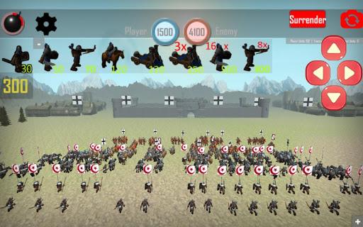 Holy Land Wars 2.1 screenshots 4