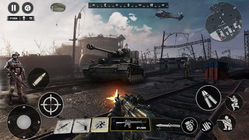 FPS Commando Shooting Games: Critical 3D Gun Games apktram screenshots 14