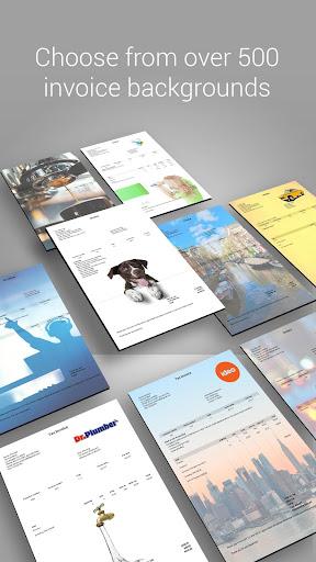 Invoice Maker – estimate, invoice and receipt app  screenshots 1