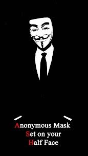 Half Anonymous Mask on For Pc (2020), Windows And Mac – Free Download 2