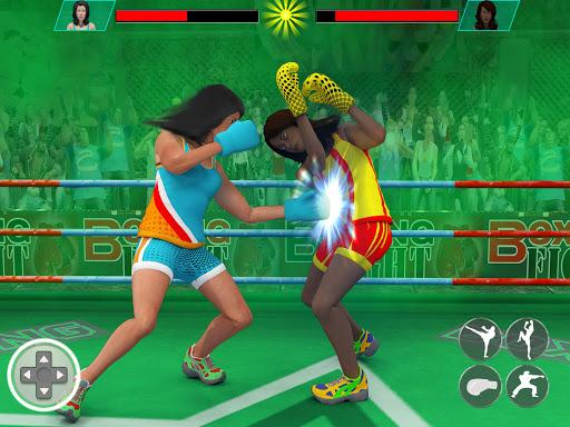 Punch Boxing Warrior: Ninja Kung Fu Fighting Games 3.1.7 screenshots 13
