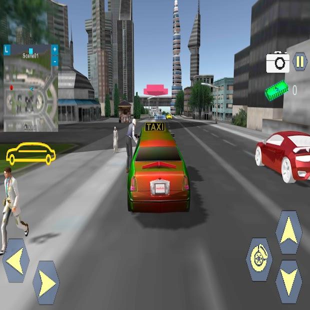 Limo Ultimate Racing 3D screenshot 1