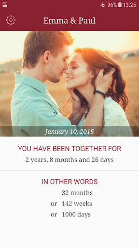 My Love - Relationship Counter 2.0.6 Screenshots 1