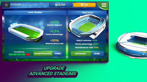Pro 11 - Football Management Game 1.0.74 screenshots 3
