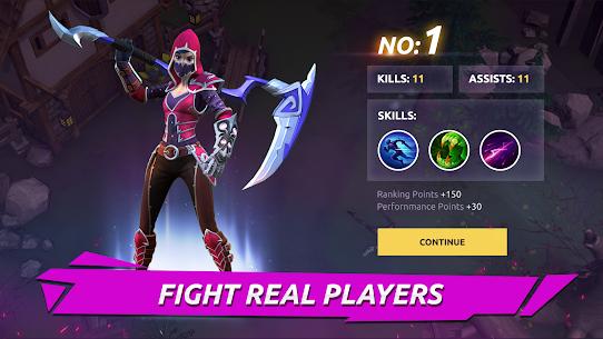 FOG – MOBA Battle Royale Survival 7