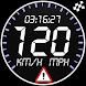 GPSスピードメーター - トリップメーター