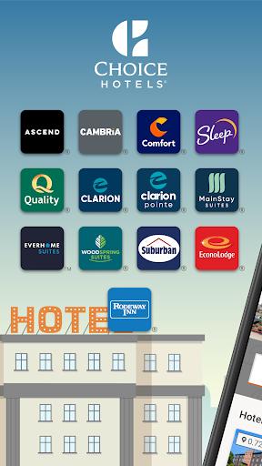 Choice Hotels apktram screenshots 1