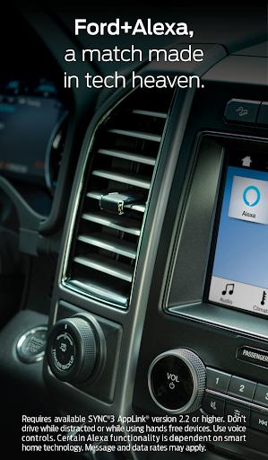 Ford+Alexa screenshot 2