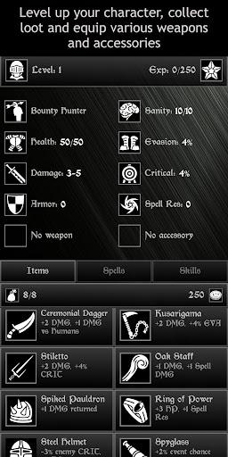 Grim Quest - Old School RPG filehippodl screenshot 8