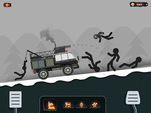 Epic Stickman Destruction Game 1.4 screenshots 4
