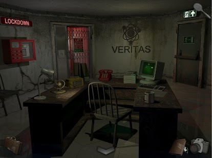 Veritas Screenshot