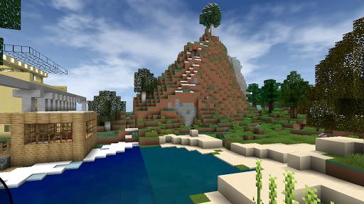 Mini Craft - New WorldCraft  screenshots 4