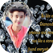 Diamonds Photo Frames