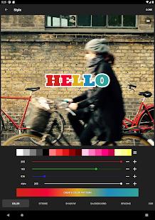 Phonto - Text on Photos 1.7.88 Screenshots 11