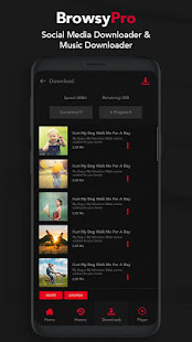 All Social Video Downloader : Free Music Download
