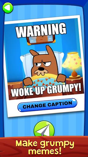 My Grumpy - The World's Moodiest Virtual Pet!  screenshots 6
