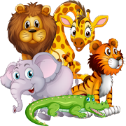 Animal sounds for kids babies and children - Zoo