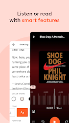 Storytel: Audiobooks and Ebooks APK 3