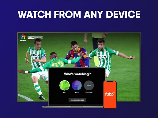 fuboTV: Watch Live Sports, TV Shows, Movies & News Apkfinish screenshots 16