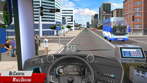 Super Coach Driving 2021 : Bus Free Games 2021 screenshots 6