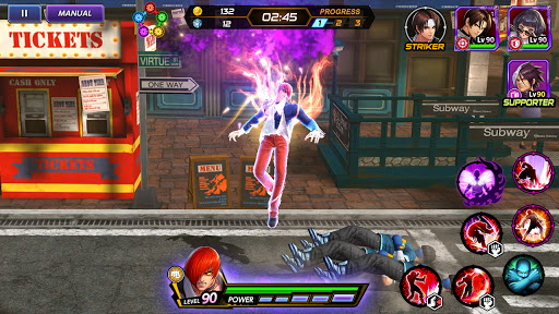 The King of Fighters ALLSTAR 1.8.0 screenshots 3