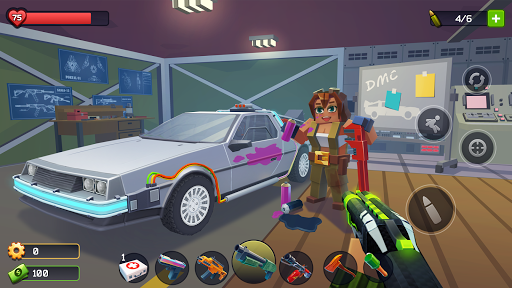 Pixel Combat: Zombies Strike  screenshots 7