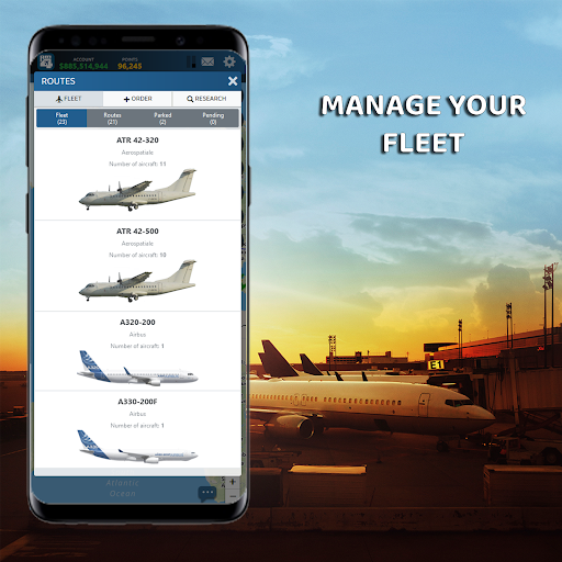 Airline Manager 4 2.1.0 de.gamequotes.net 5