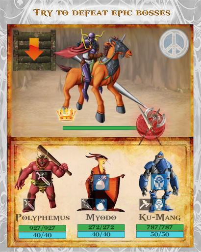 Fantasy Cave D&D Style RPG 2.01 screenshots 15