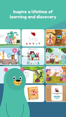 Khan Academy Kids: Free educational games & booksのおすすめ画像2