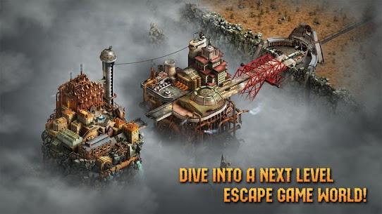 Escape Machine City Mod Apk 1.74 (Free Shopping) 1