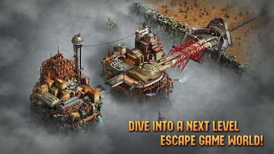 Escape Machine City Screenshot