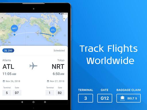 The Flight Tracker 2.6.2 Screenshots 5