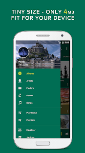Pulsar Music Player - Mp3 Player, Audio Player