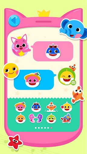 Pinkfong Baby Shark Phone 26.01 Screenshots 3