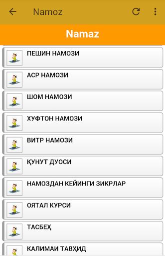 Namoz Kitobi 2020 1.3 Screenshots 20