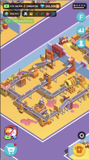 Idle Food Factory 1.2.1 screenshots 6