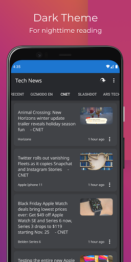 Tech News 1.9.3 Screenshots 5