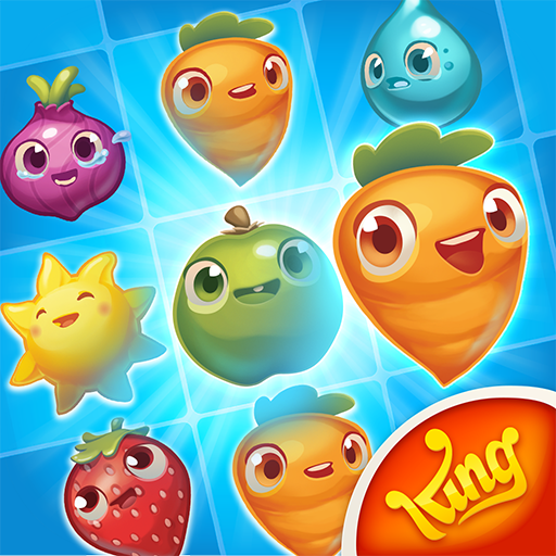 Solve puzzles & collect Cropsies in this fun, farmtastic match 3 adventure!