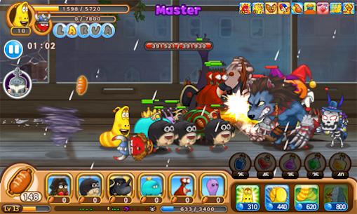 Larva Heroes: Lavenger MOD APK (Unlimited Coins) 4