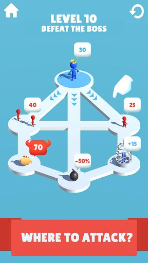 Stickman Clash 3D - Stick Battle Puzzle 2021 1.0.2 screenshots 1