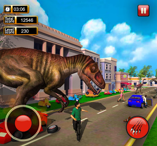 Monster Dinosaur Simulator: City Rampage 1.18 screenshots 6
