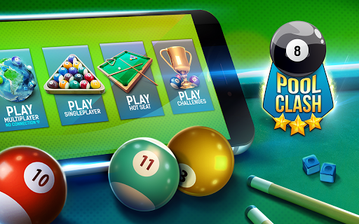 Pool Clash: 8 Ball Billiards & Top Sports Games 1.05.0 Screenshots 5