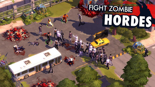 Zombie Anarchy: Survival Strategy Game  Screenshots 2