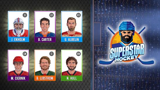 Superstar Hockey screenshots 8
