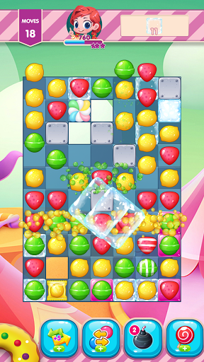 Sweet Candy Sugar: Match 3 Puzzle 2020 APK MOD – Monnaie Illimitées (Astuce) screenshots hack proof 2