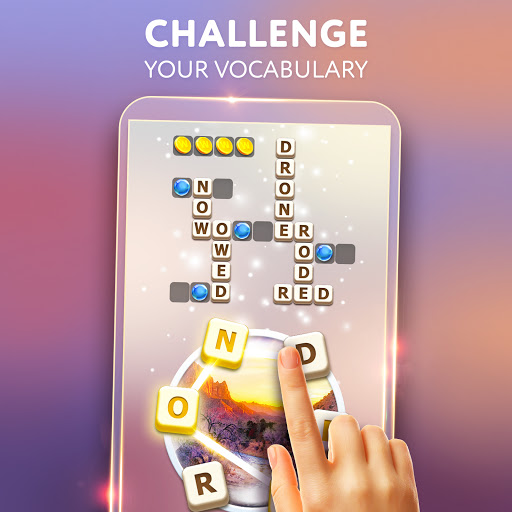 Magic Word - Find & Connect Words from Letters  screenshots 2
