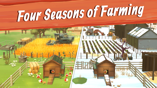 Big Farm: Mobile Harvest 8.4.22187 screenshots 2