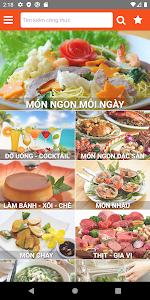 Sách Nấu Ăn - 365 món ăn ngon mỗi ngày offline 97000