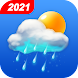 天気無料 - Androidアプリ