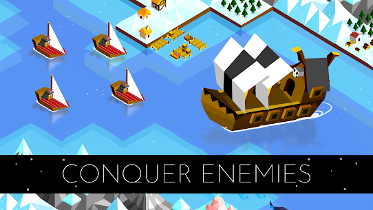 Battle of Polytopia Mod Apk – A Civilization Strategy (Unlocked) 2